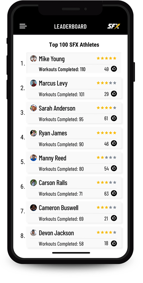SFX Mobile App